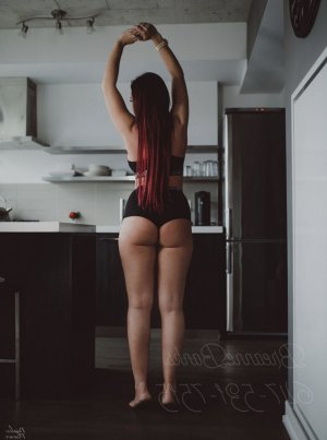 Marie-desiree outcall escort