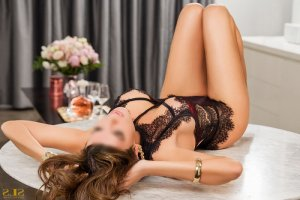 Aurielle live escorts in Muscle Shoals and sex parties