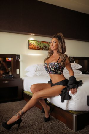 Nastasja escorts in Libertyville