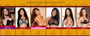 Samuelle escort girls